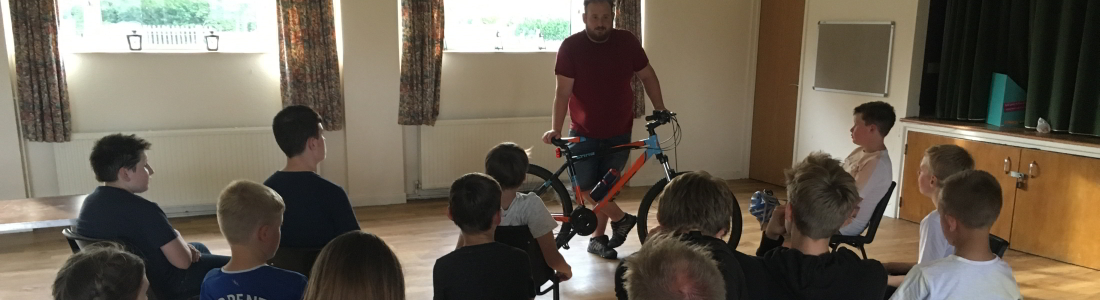 Learning About Bike Slider